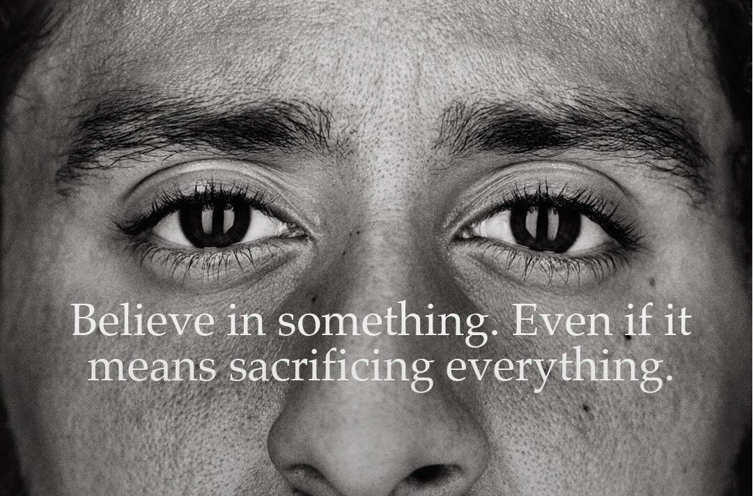 separation shoes c3496 e5fb6 Colin Kaepernik.   Twitter. Nike ...