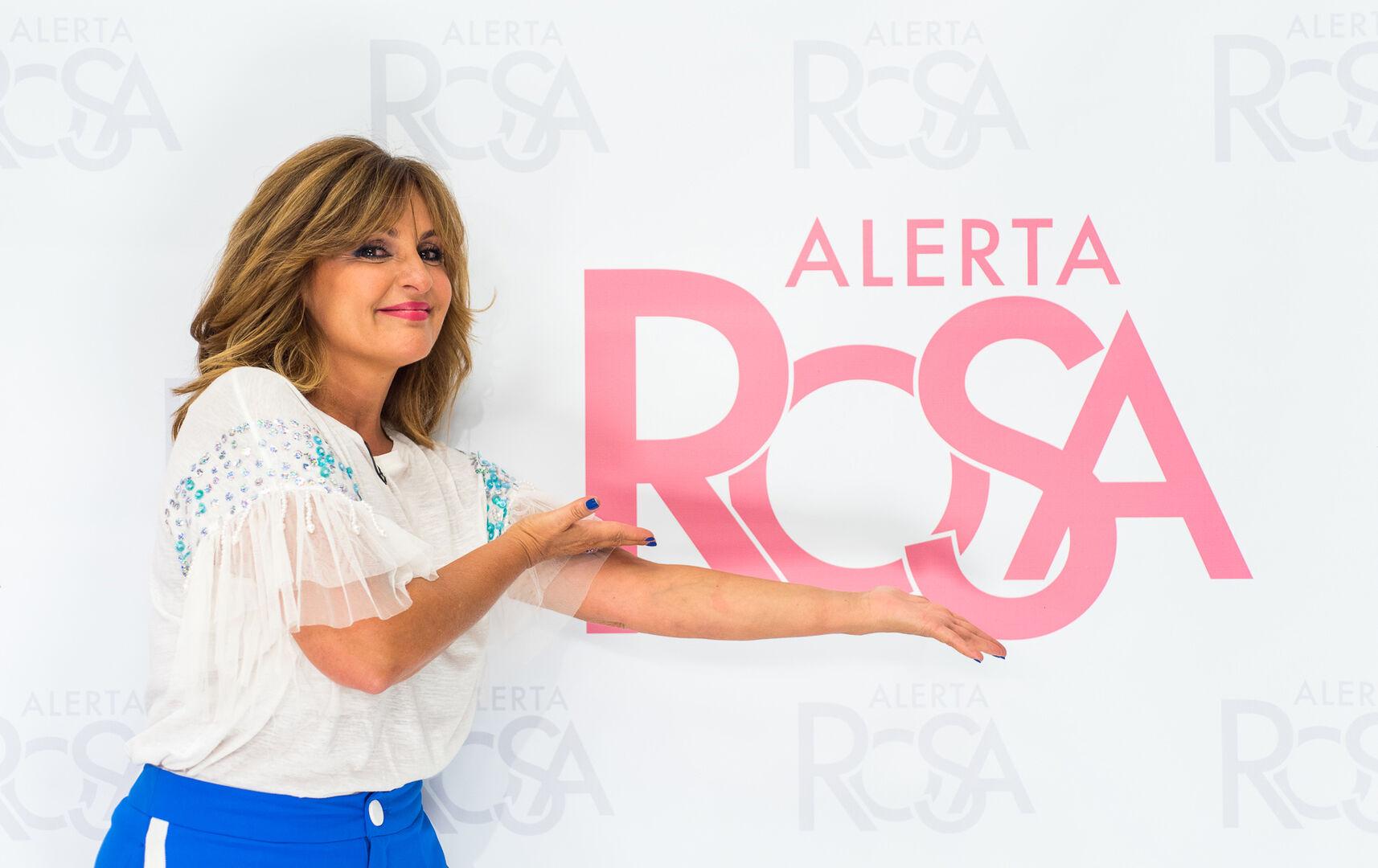 ALERTA ROSA - Cover