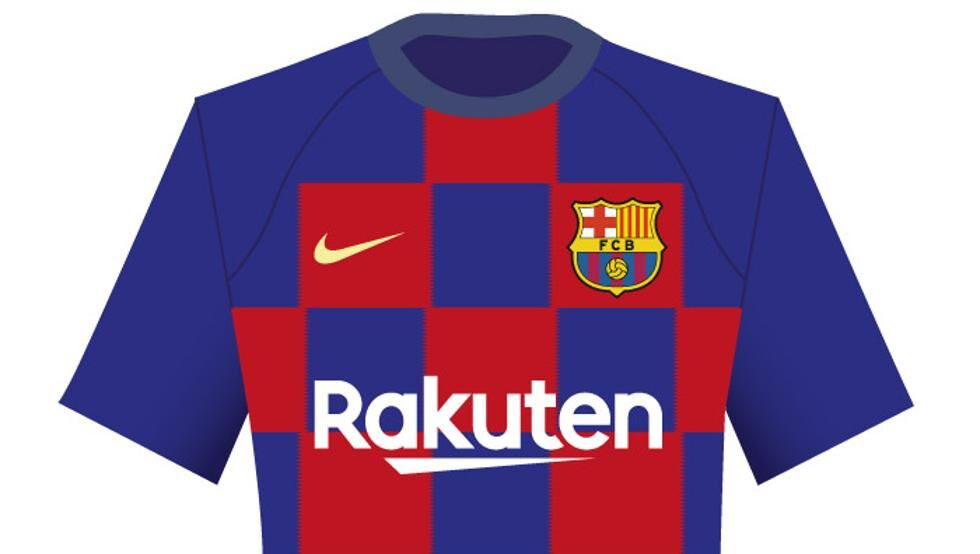 ff4c965b767c9 El Barcelona se vestirá de Croacia la temporada que viene - Libertad ...
