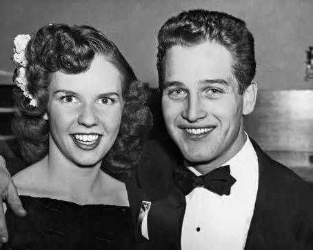 Las únicas mujeres a las que amó Paul Newman Paulnewman-jackiewitte