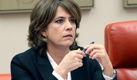 """Delgado asegura que su labor previa como ministra de Justicia es """"una fortaleza"""" y no debe crear """"desasosiego"""""""