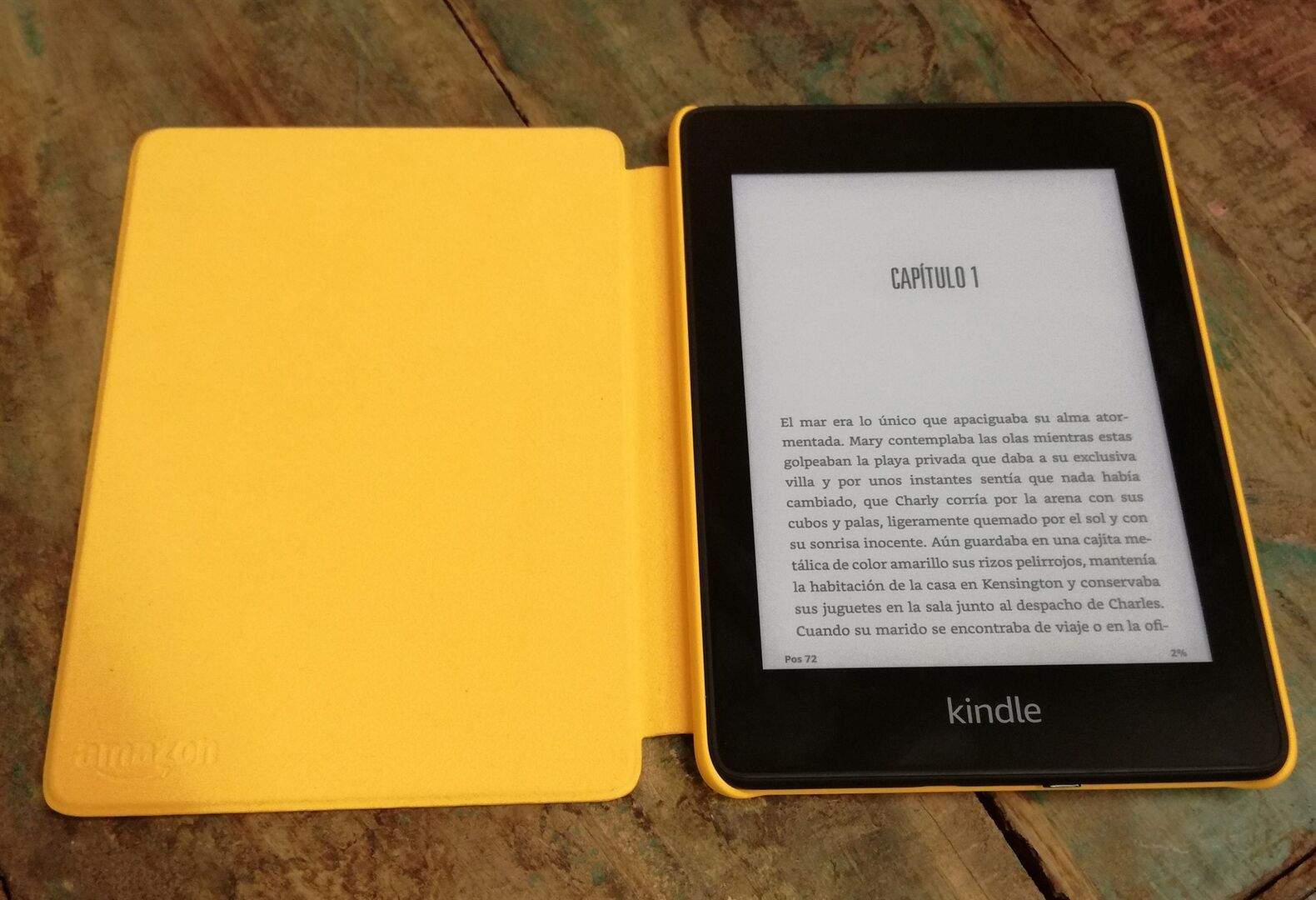 Amazon actualiza su Kindle Paperwhite tres años después con mínimos