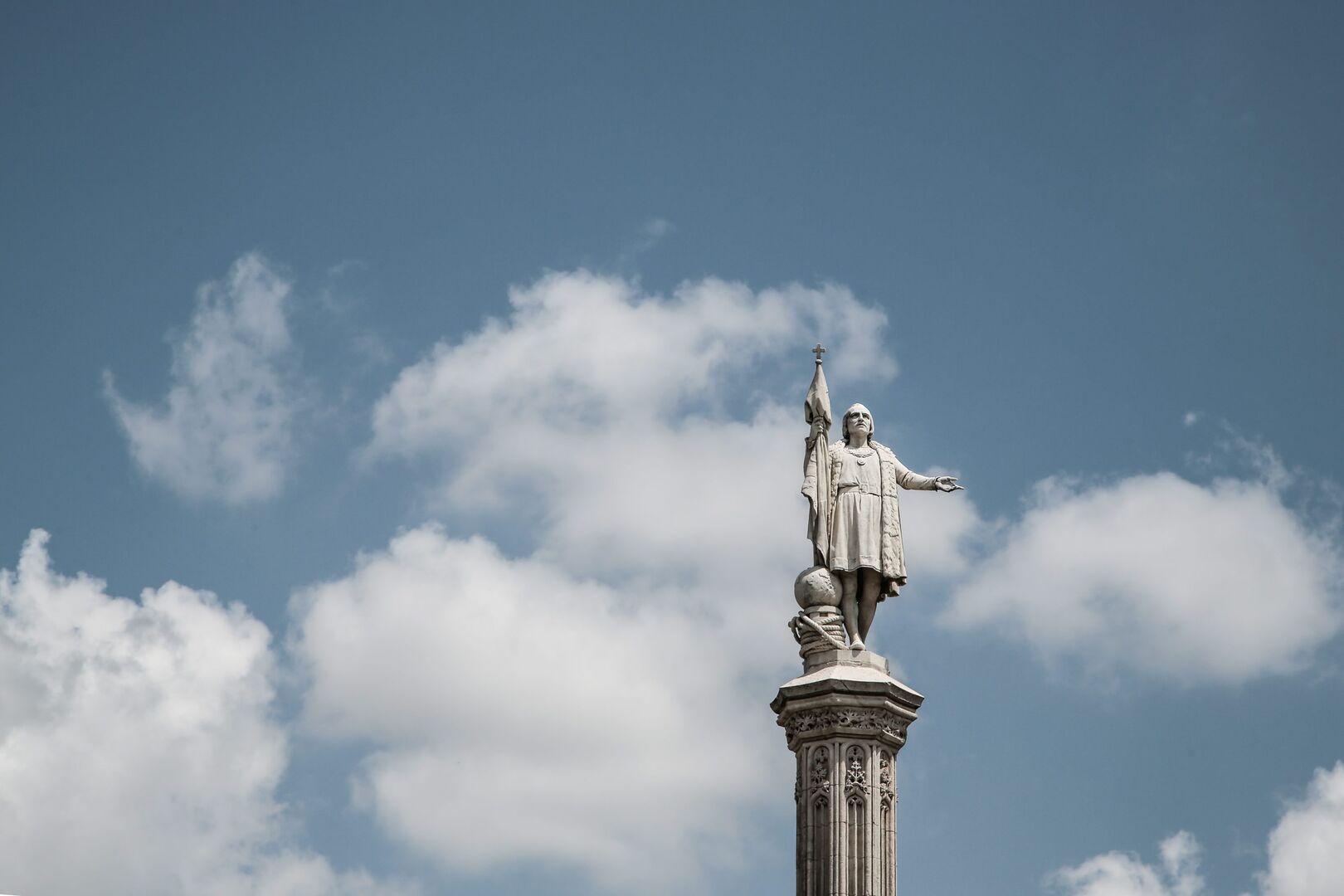 """Un concejal estadounidense pide rebautizar el Columbus Circle de Washington por """"racista"""""""