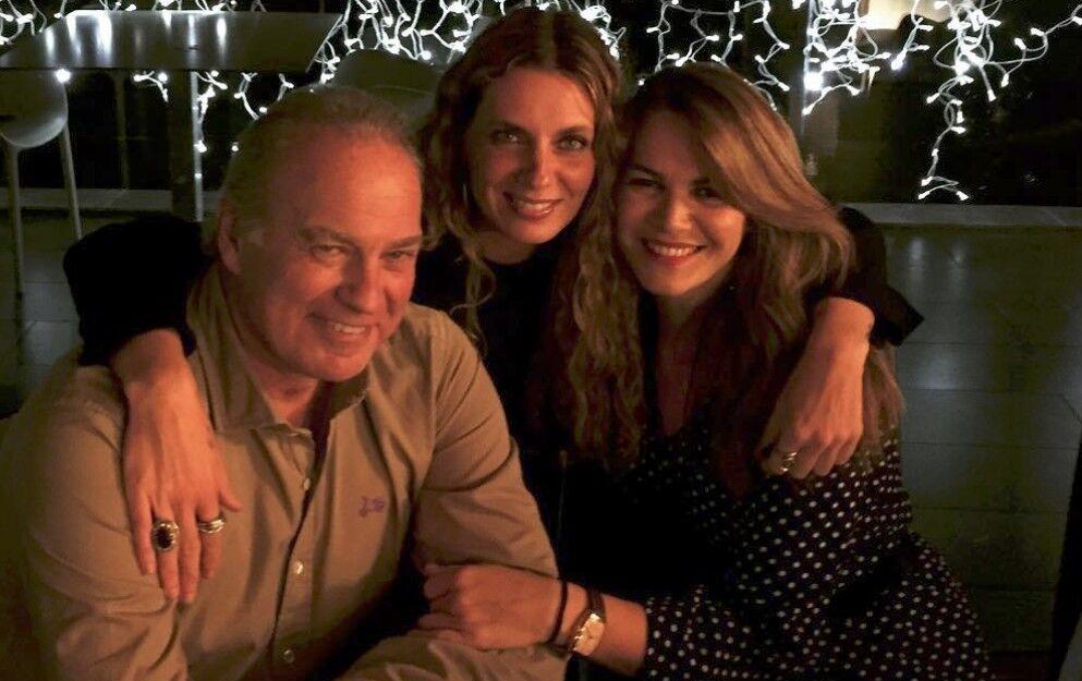 La hija de Bertín Osborne abandona el programa de su padre