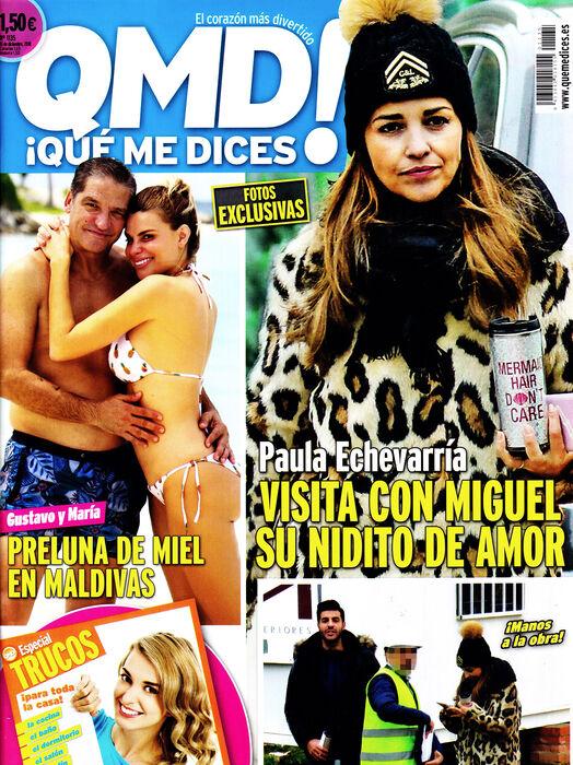 Las portadas de la prensa rosa