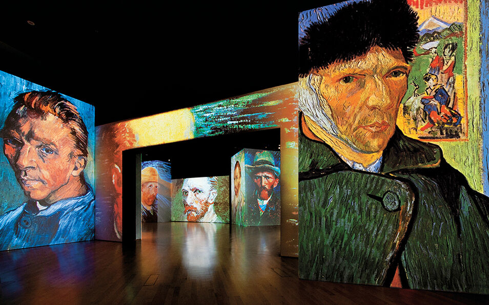 Van Gogh Alive  4b76315f3f7