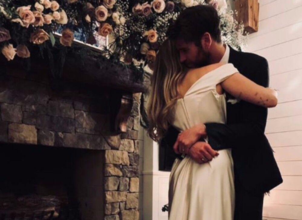 Miley Cyrus y Liam Hemsworth se han casado en secreto - Chic