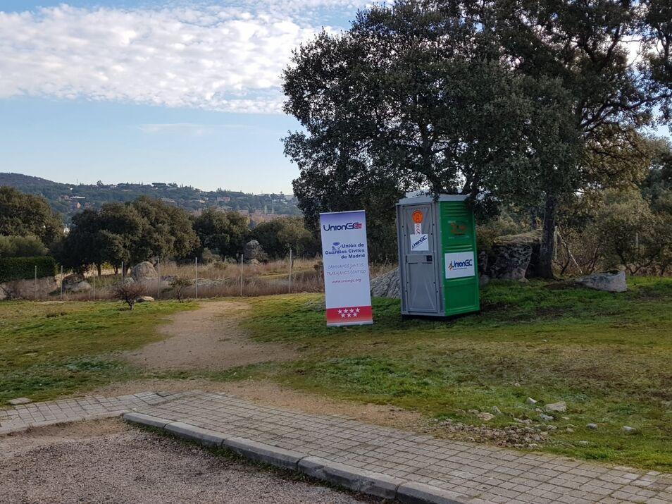 La Guardia Civil pide la instalación de una caseta con ...