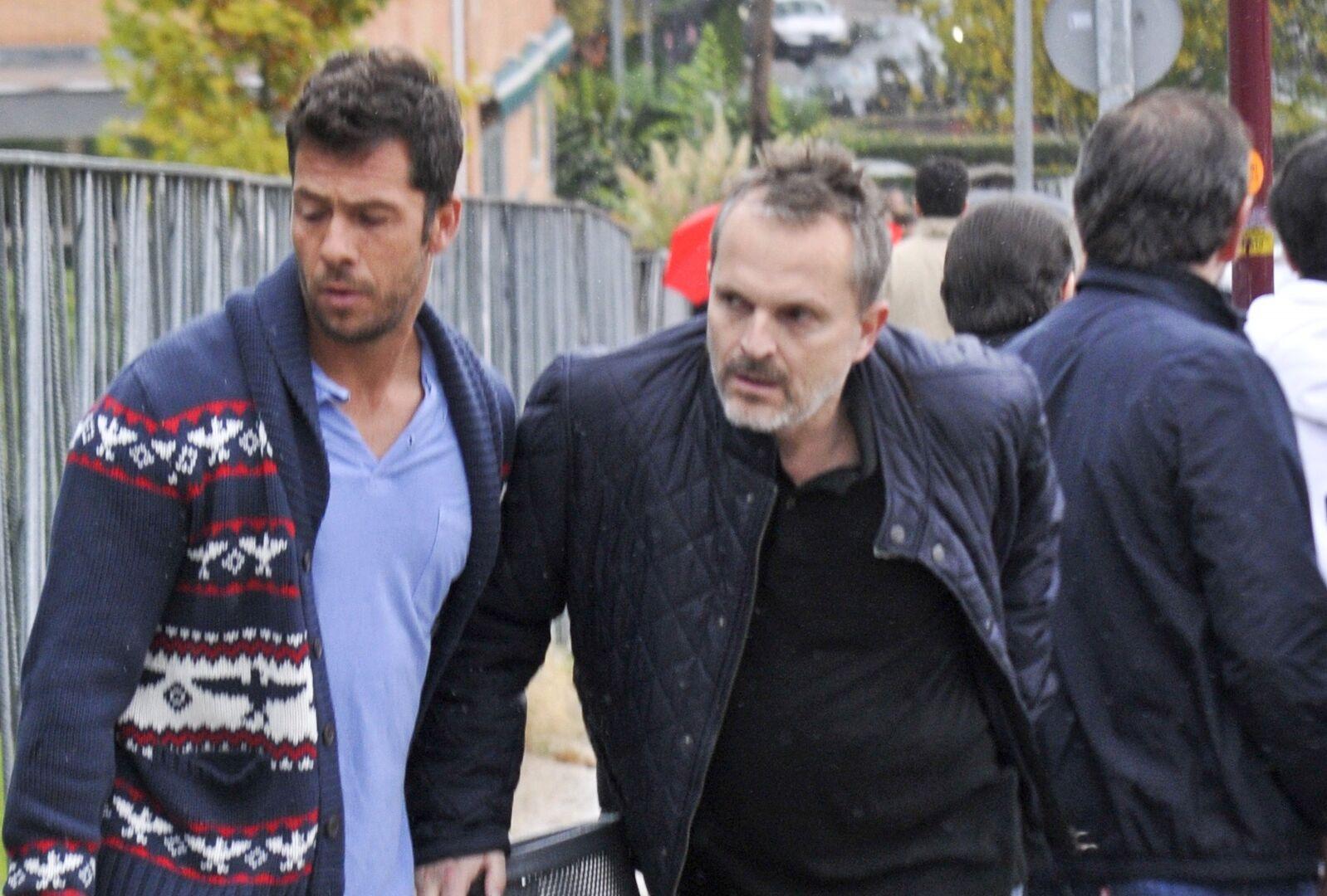 Miguel Bosé va a juicio por custodia de sus hijos