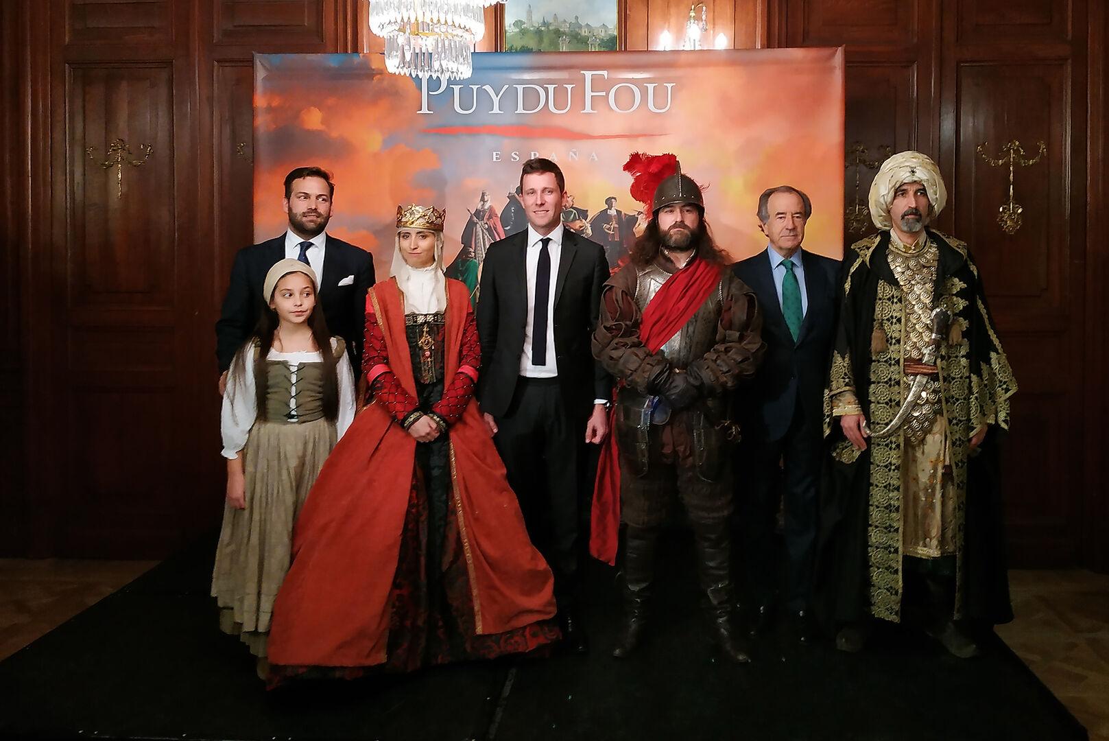 El primer parque temático sobre la Historia de España abrirá sus puertas en Toledo