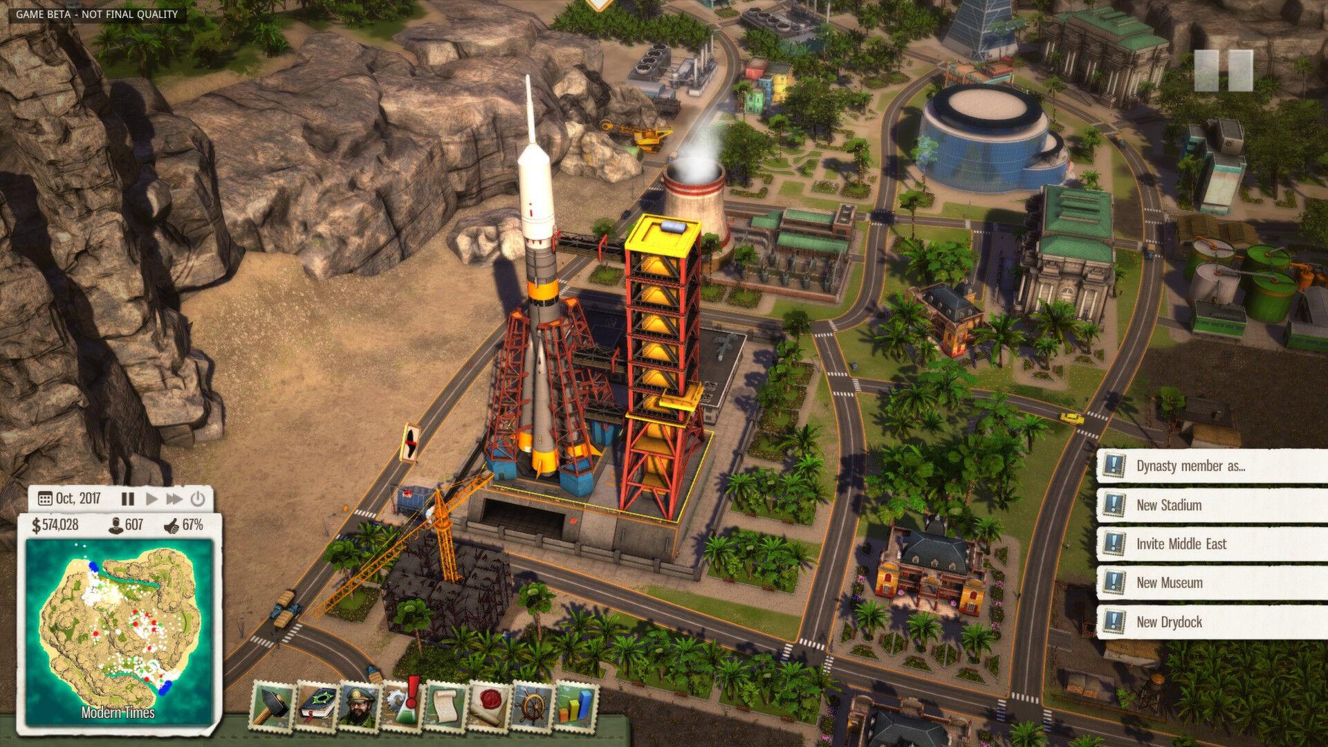 Trópico 5, el videojuego que demuestra que el capitalismo funciona