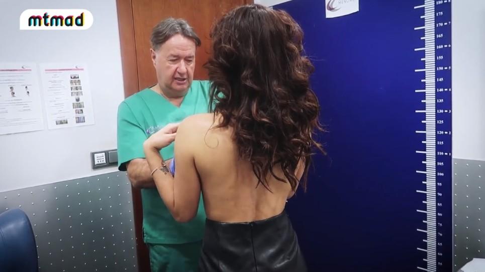 Miriam Saavedra Muestra Desnuda Sus Operaciones Estéticas Chic