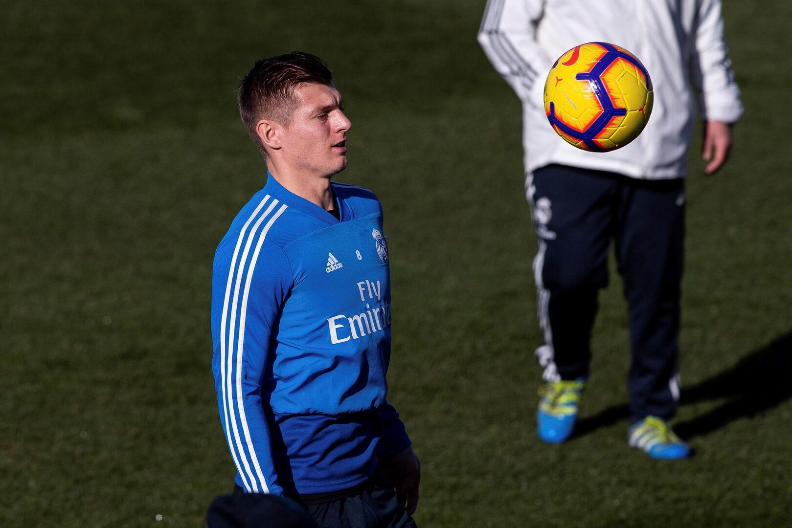 Kroos vuelve a la convocatoria de Zidane y Vinicius debe esperar