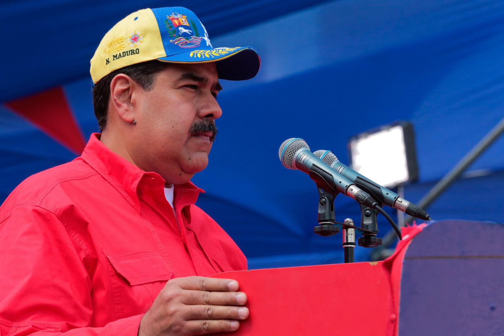 EEUU y el Grupo de Lima, dispuestos a ampliar las sanciones contra Maduro