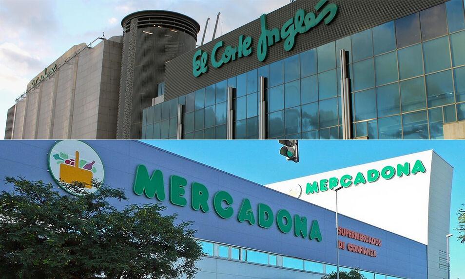698920c863f El Corte Inglés y Mercadona