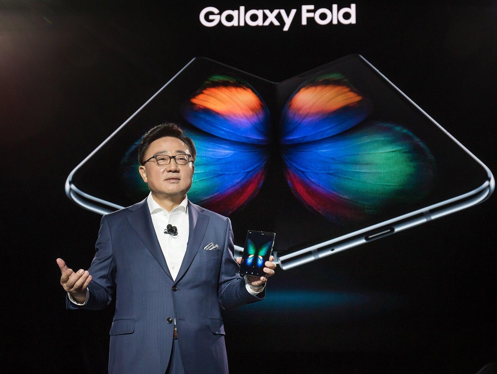 a7ea342fea6e Samsung pospone el lanzamiento del móvil plegable Galaxy Fold tras los  problemas con su pantalla - Libertad Digital