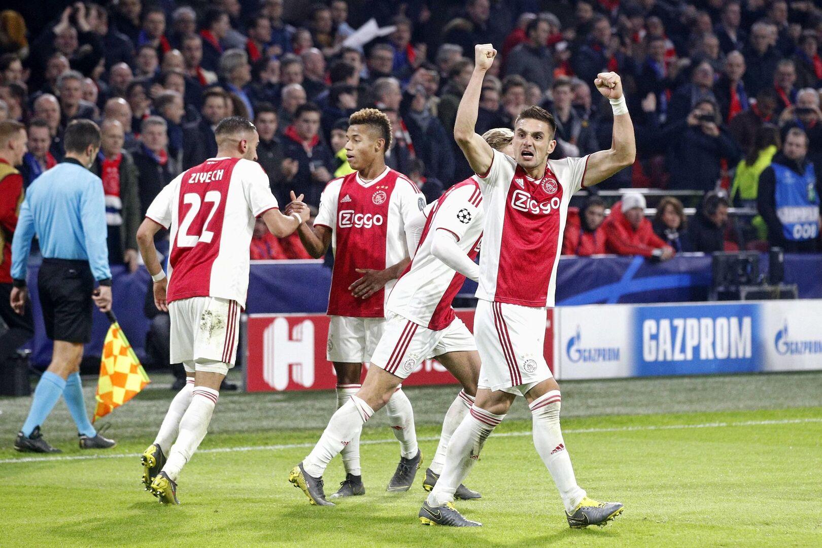 El detallazo del fútbol holandés con el Ajax para ayudarle en la Champions