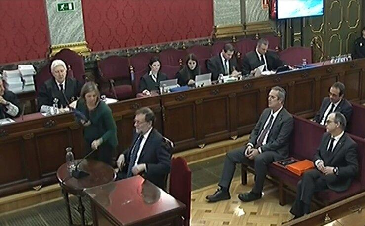 Las Frases De Rajoy En Su Declaración Ante El Tribunal Del 1