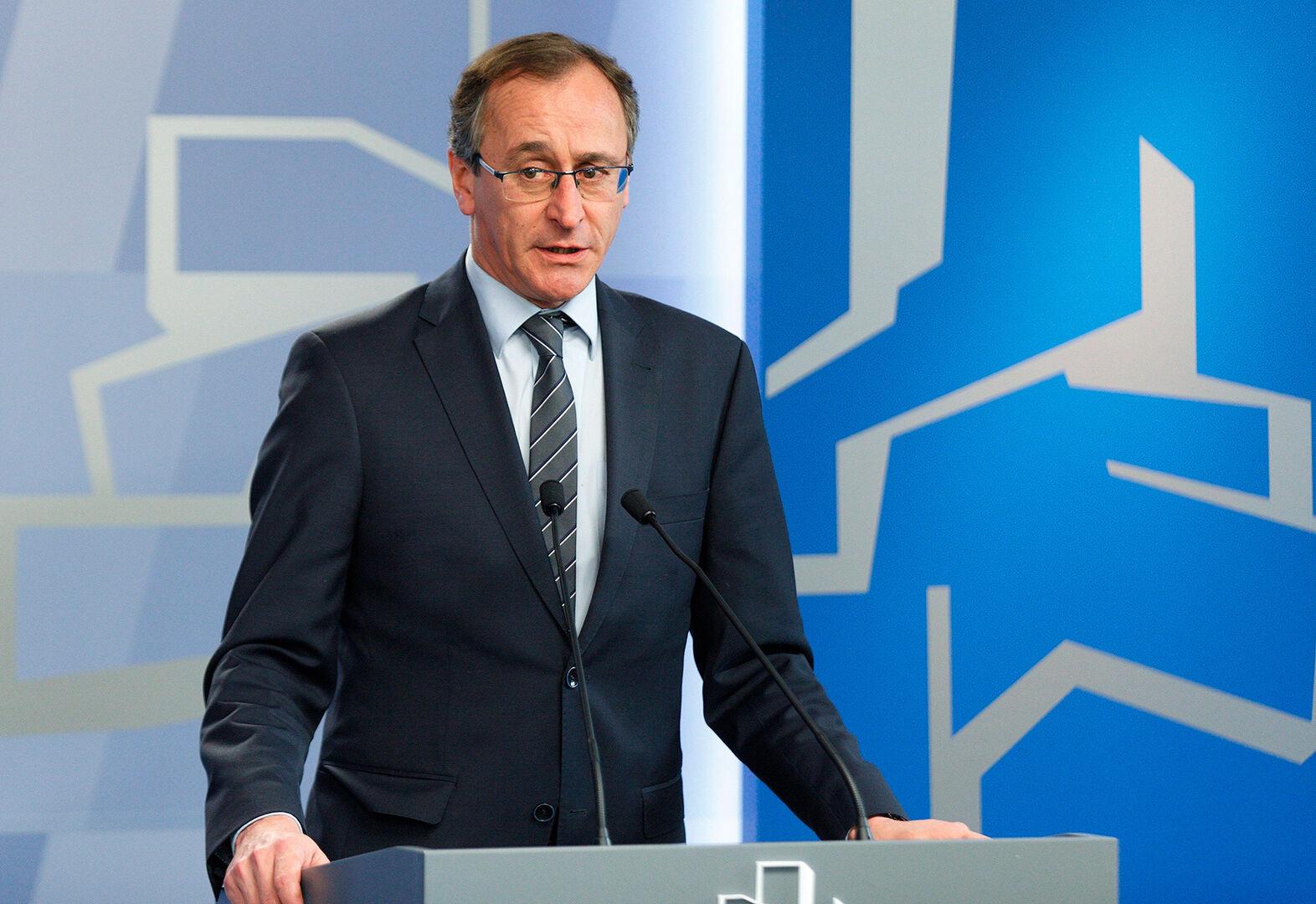 [Gobierno] Rueda de Prensa del Ministro de Sanidad en Funciones, Alfonso Alonso Alfonso-alonso14032019