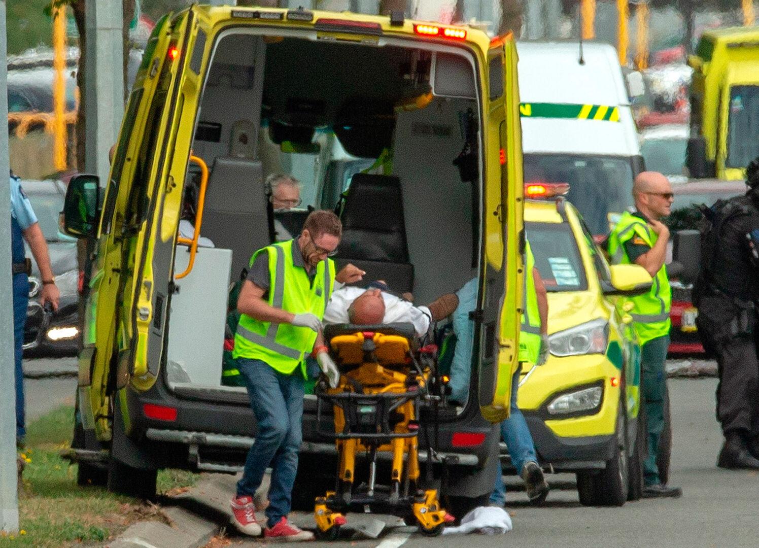 Atentado En Nueva Zelanda Hd: 49 Muertos En Nueva Zelanda En Un Atentado A Tiros Contra