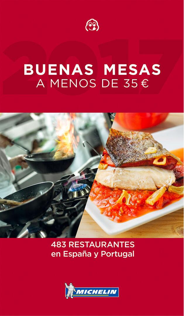 Calidad Michelin a menos de 35 euros: nueva guía con 407 restaurantes económicos en España y Portugal