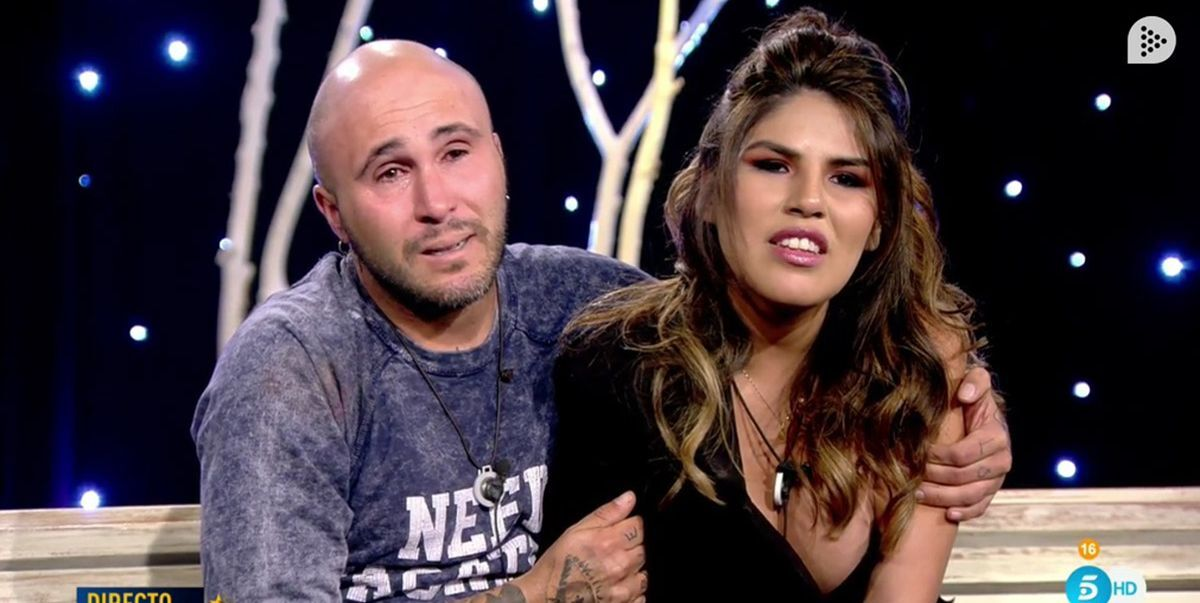 Chabelita hace llorar a su hermano Kiko en su visita a 'GH Dúo'