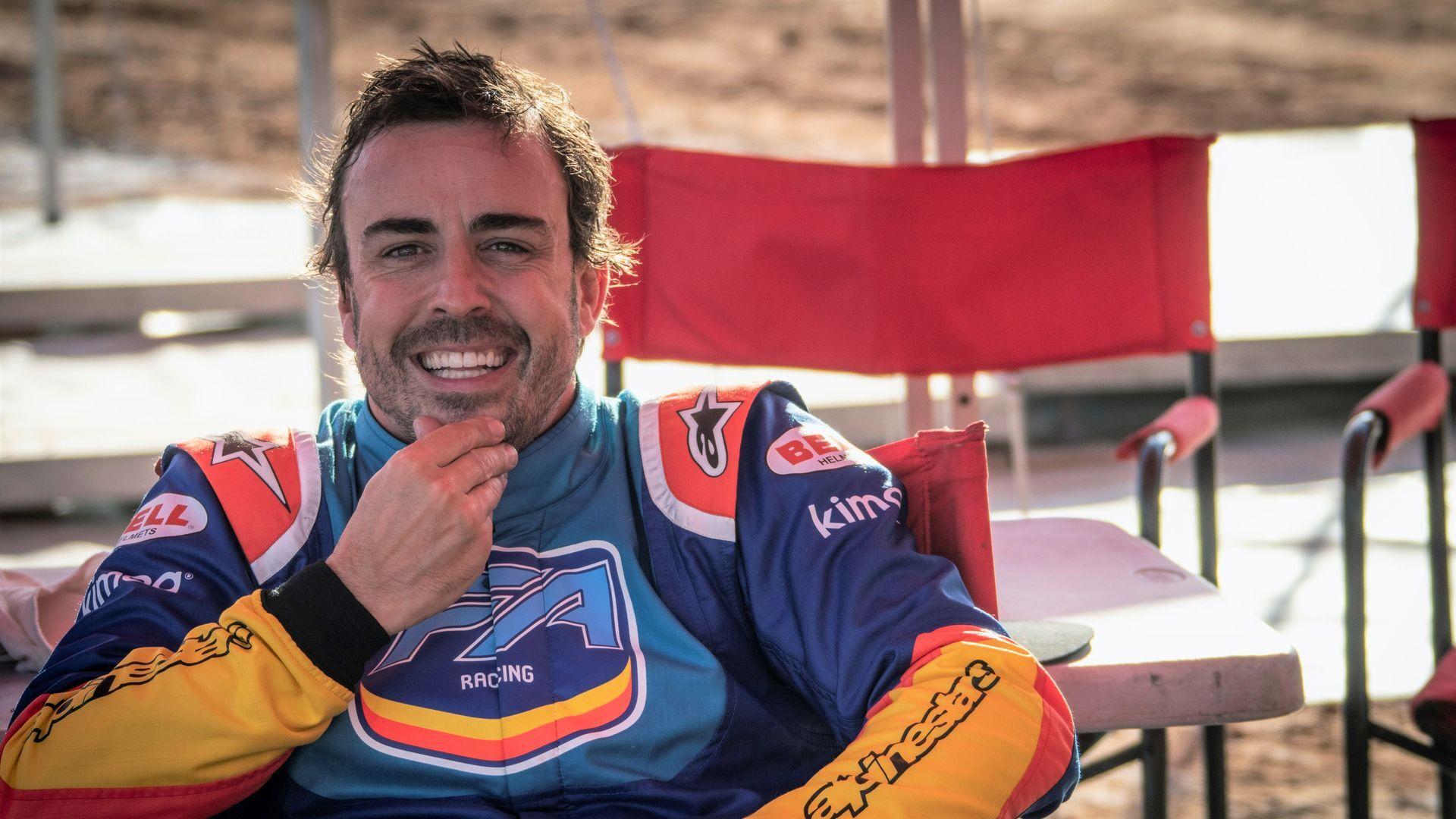 Fernando Alonso correrá el Dakar 2020 con Marc Coma de copiloto