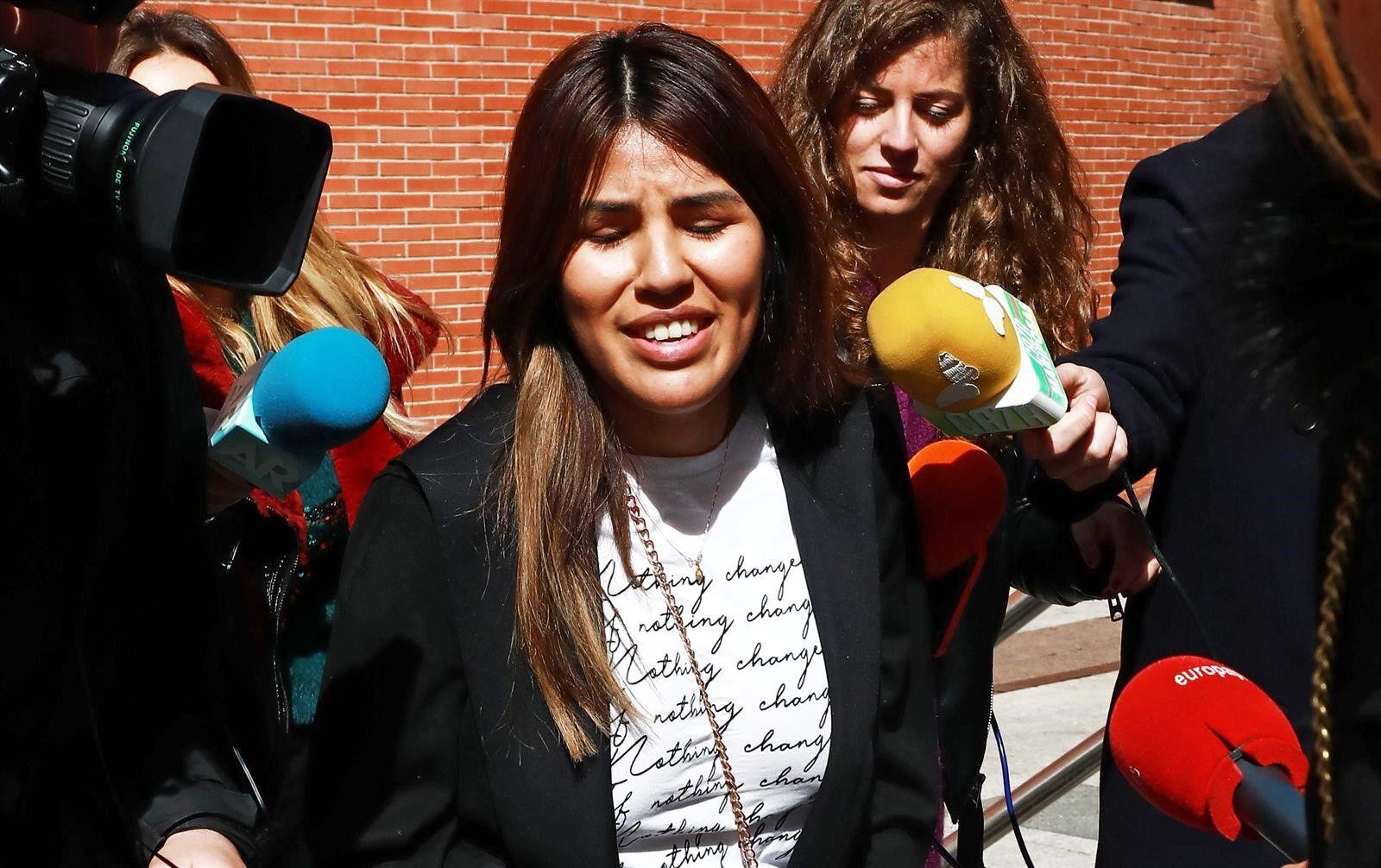 Chabelita pierde el juicio contra la madre de Alejandro Albalá