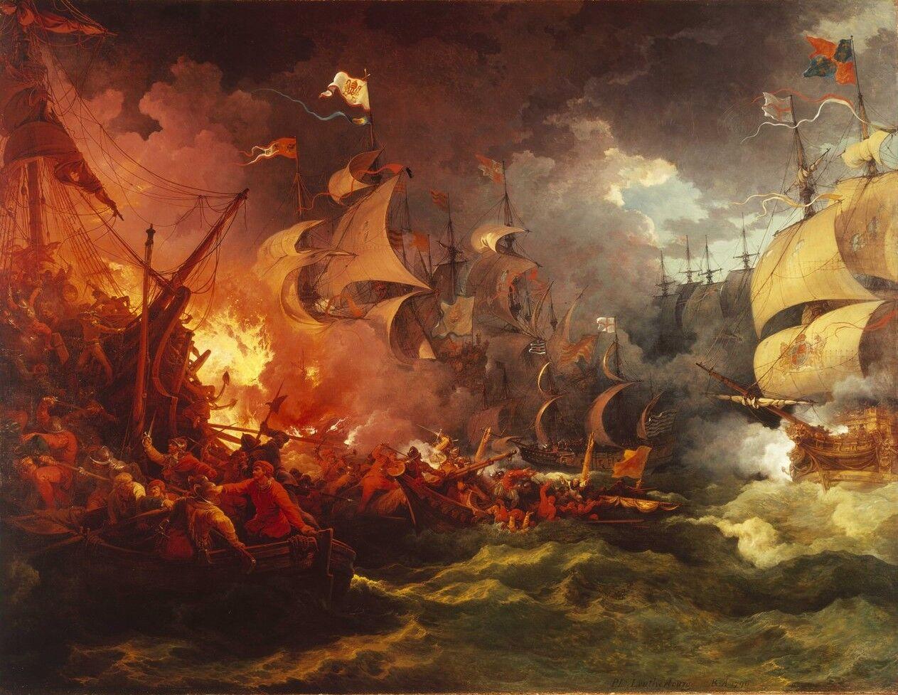 Un congreso enfrentará a la Armada española de 1588 y a la Contra Armada inglesa