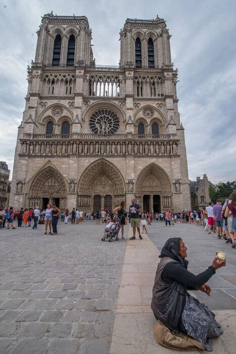 El esplendor de Notre Dame antes del fuego: así era la gran catedral