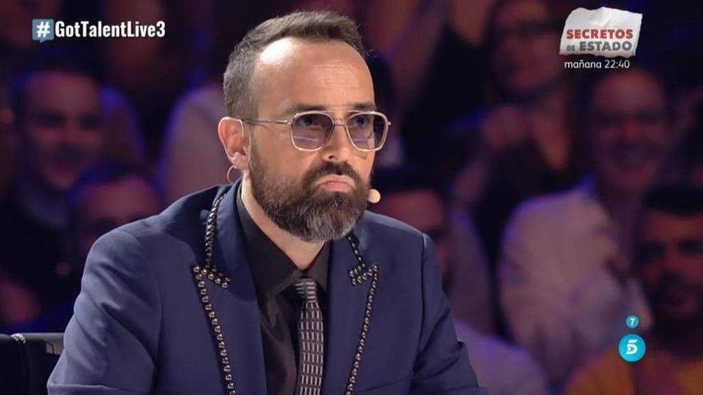 """'Got talent' para los pies a Risto Mejide tras un """"desafortunado"""" comentario sobre el incendio de Notre Dame"""
