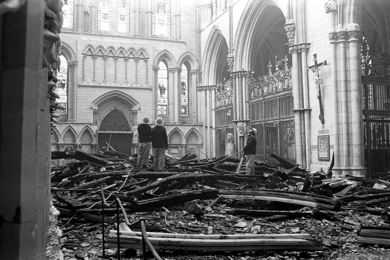 Hablan los expertos: ¿Cómo debería reconstruirse Notre Dame?