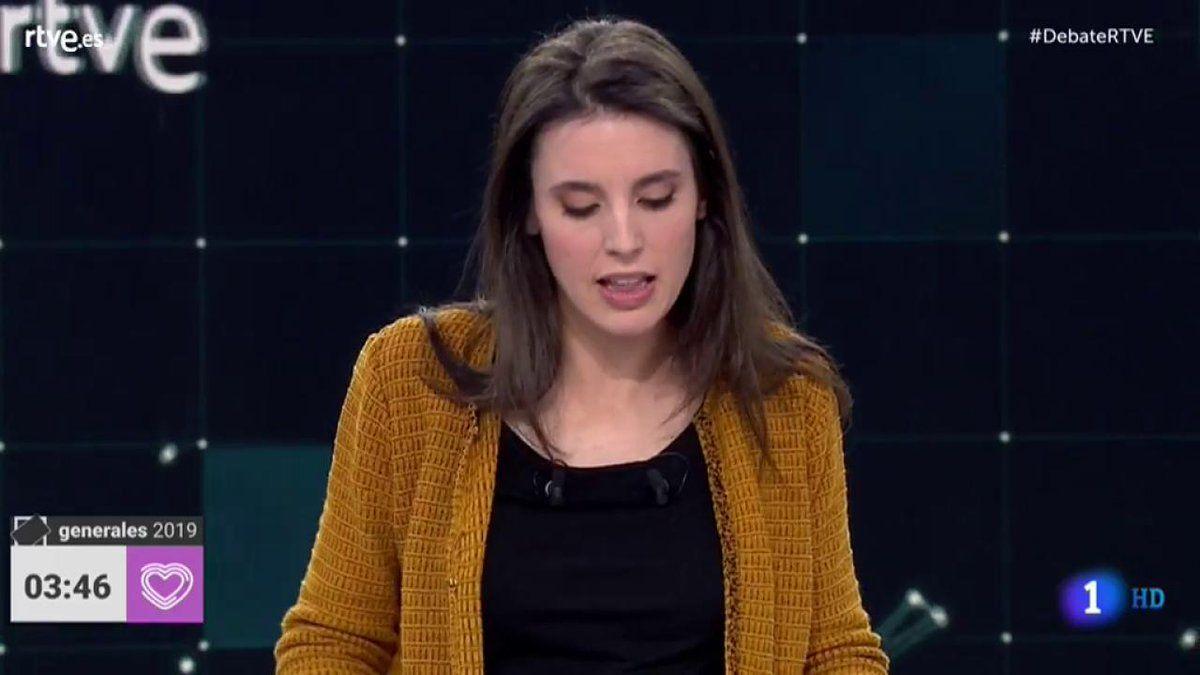 Cayetana Álvarez de Toledo amenaza a Irene Montero con ir a los ...