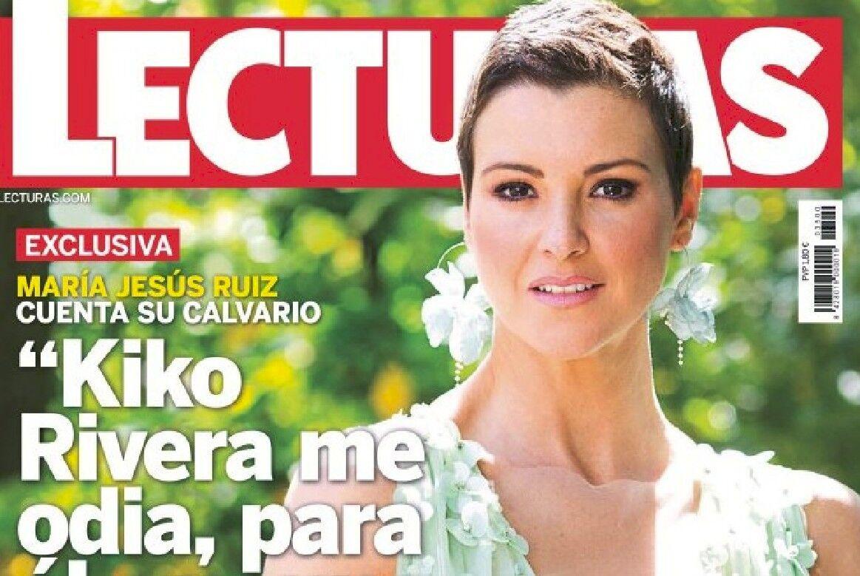 """La grabación que Mª Jesús Ruiz no quería que saliese a la luz: """"Es bestial, terrible"""""""