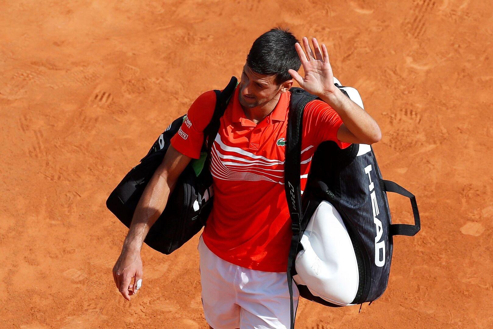 Medvedev da la campanada y elimina a Djokovic en Montecarlo