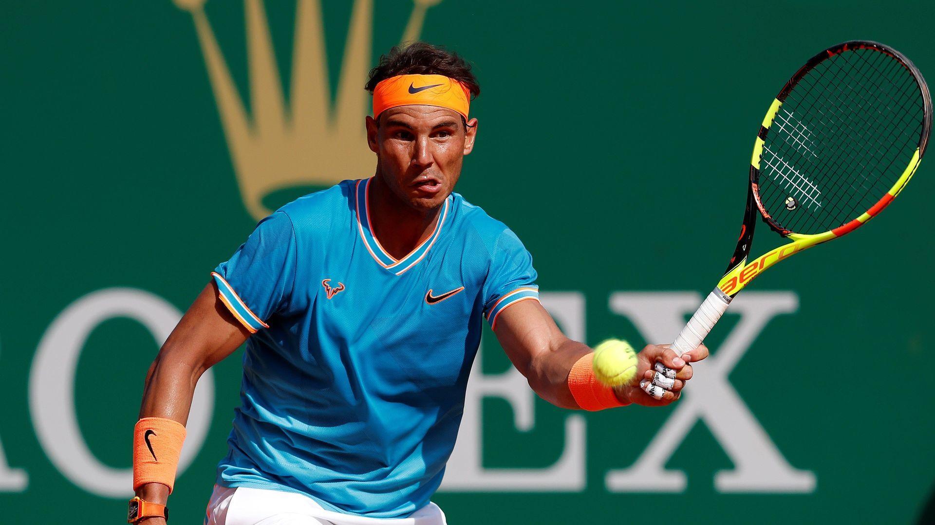 Nadal sufre para ganar a un correoso Guido Pella y alcanzar las semifinales en Montecarlo