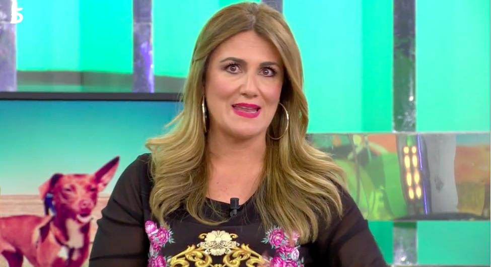 Carlota Corredera se rompe al recordar la peor fecha de su vida
