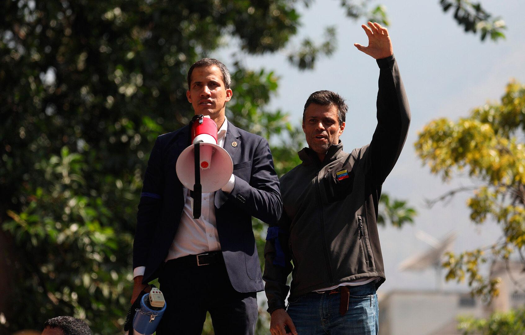 La Justicia chavista suspende la cúpula del partido de Guaidó y allana el camino hacia el fraude
