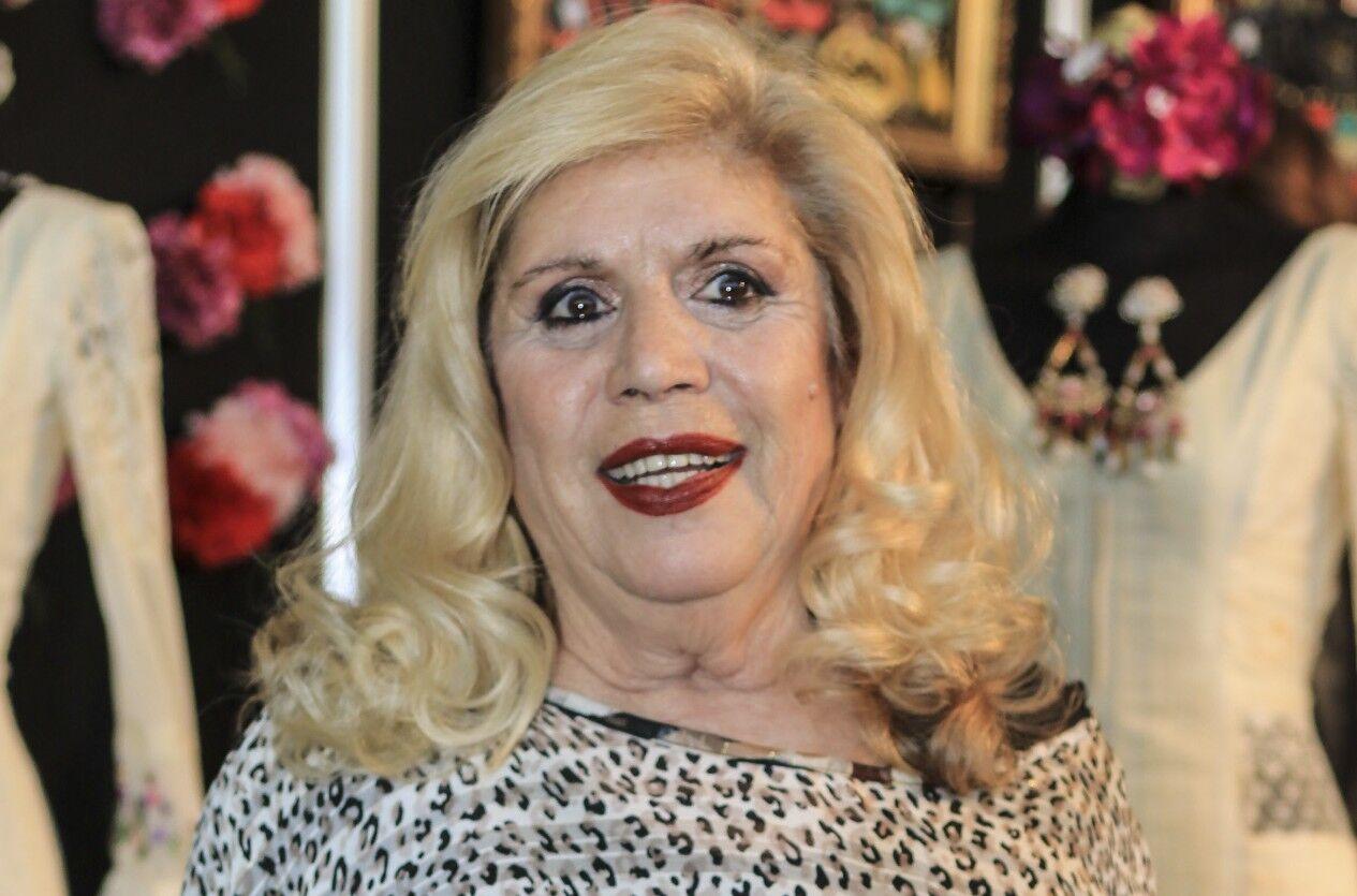 Así de espléndida luce María Jiménez un mes después de salir del hospital