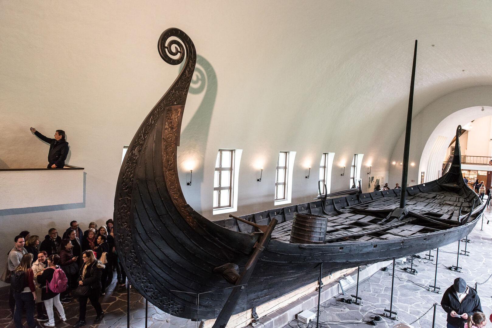 Barcos, casas o vikingos: cuatro museos nórdicos fuera de lo común