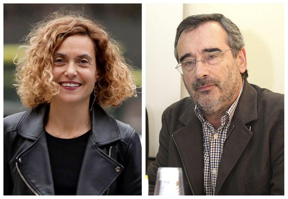 Ante un gobierno del PSC y unas Cortes separatistas, no cabe la abstención
