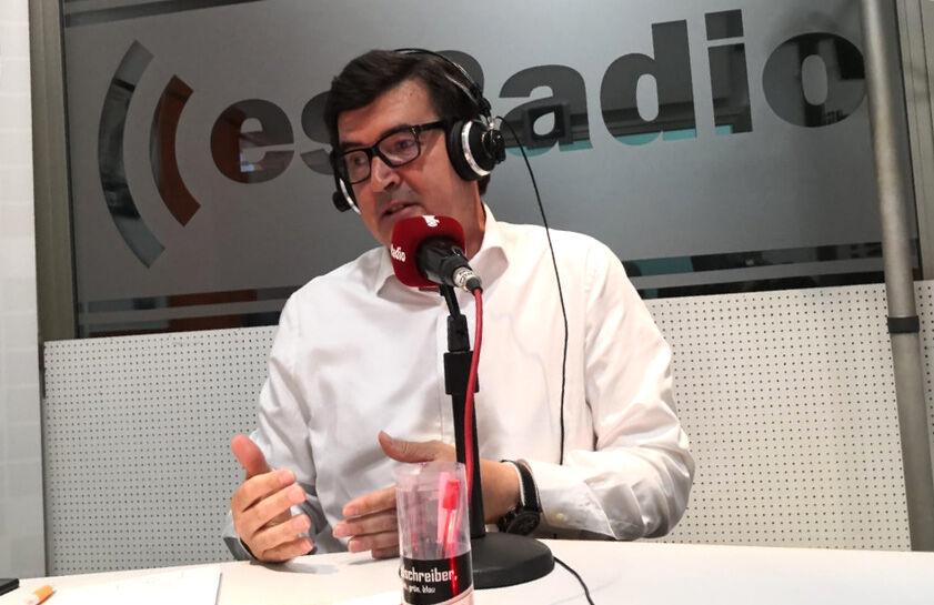 """Fernando Giner: """"Cuando sea alcalde no va a haber ni un céntimo para asociaciones pancatalanistas"""""""
