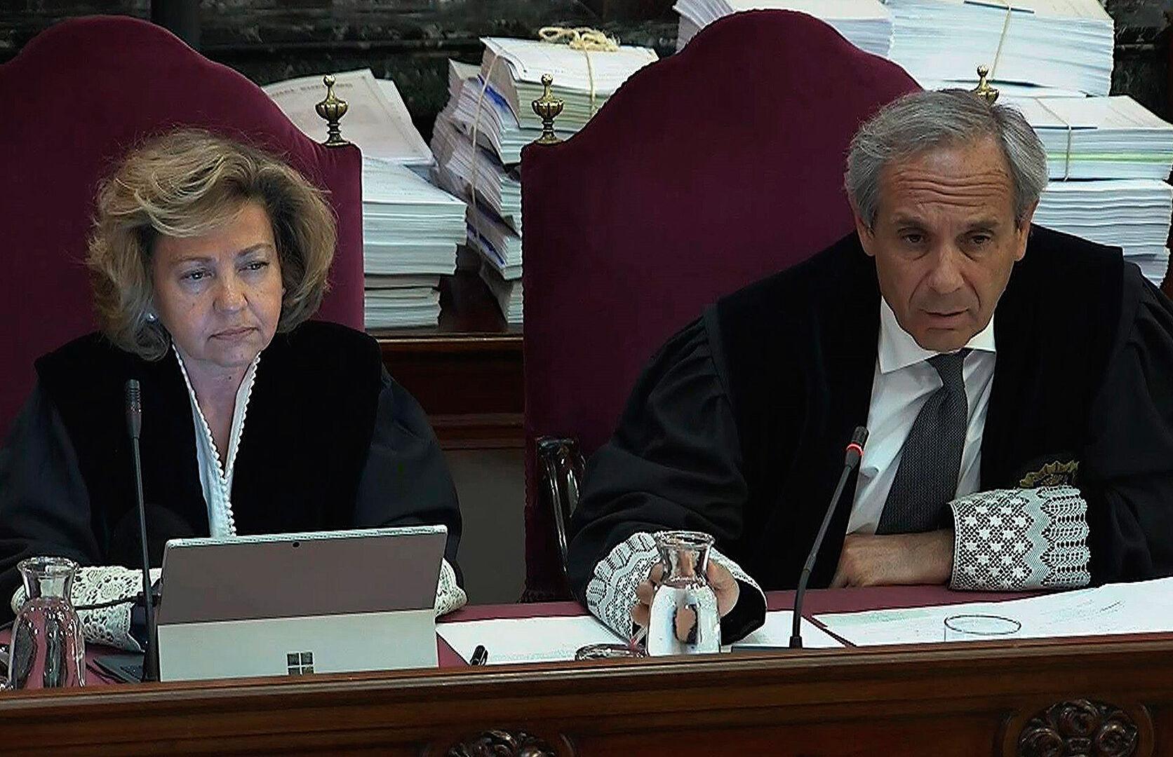 Juicio a los golpistas: Marchena tiene prisa y la Fiscalía descarrila con un perito testigo