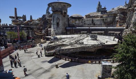 Así es el espectacular nuevo parque temático de Star Wars