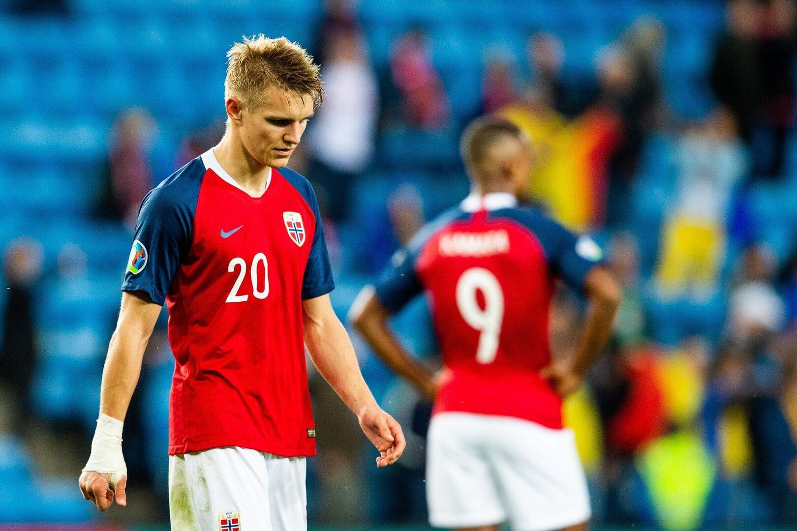 """Odegaard deja claro que quiere """"quedarse dos años en la Real Sociedad"""""""