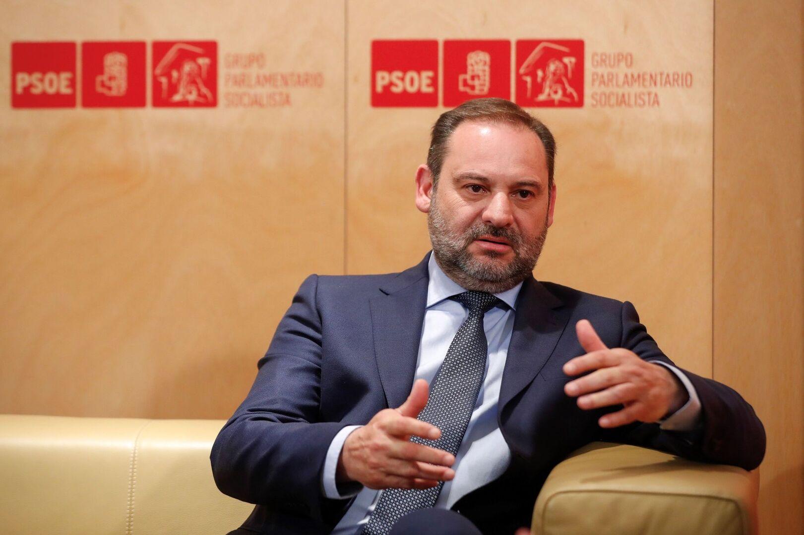 """Amenazante mensaje de Ábalos: espera que no haya elecciones """"por el futuro, sobre todo, de Podemos"""""""