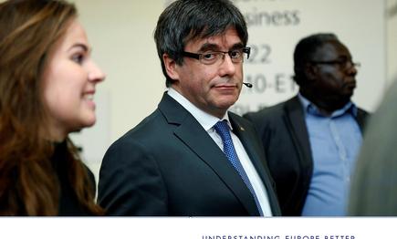 Carles Puigdemont. |  LD