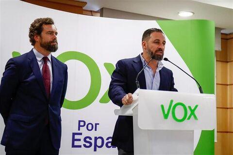 El caso de Murcia: Rivera provoca y Abascal liquida la alternativa al PSOE