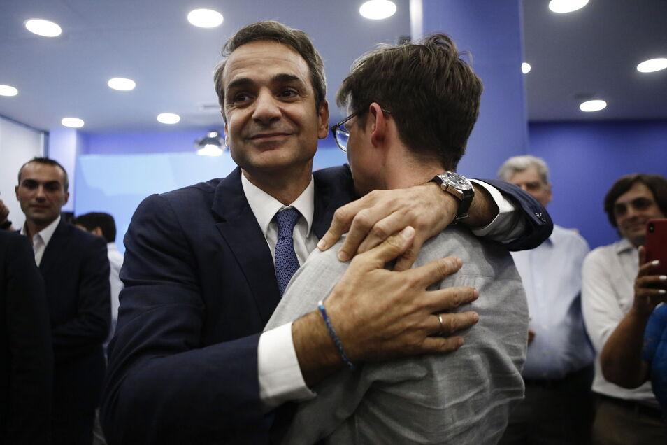 El nuevo Gobierno griego pretende reducir la presión fiscal en cerca de 6.000 millones de euros.