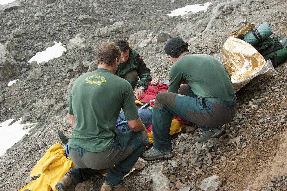 El coste de rescatar a aventureros.  Rescate-rescate-greim-de-potes